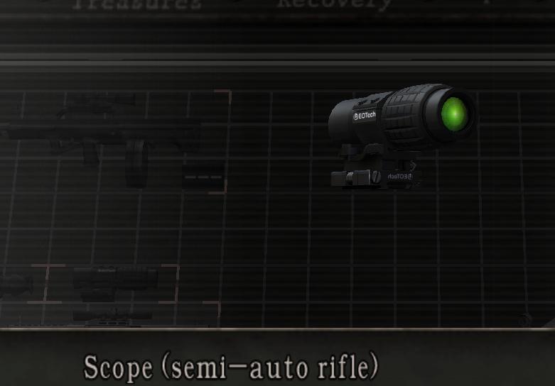 [OFFLINE] Barrett .50 CAL replace Semi-auto Rifle 1111