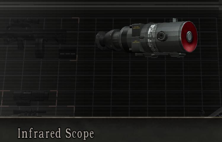 [OFFLINE] Barrett .50 CAL replace Semi-auto Rifle 1211