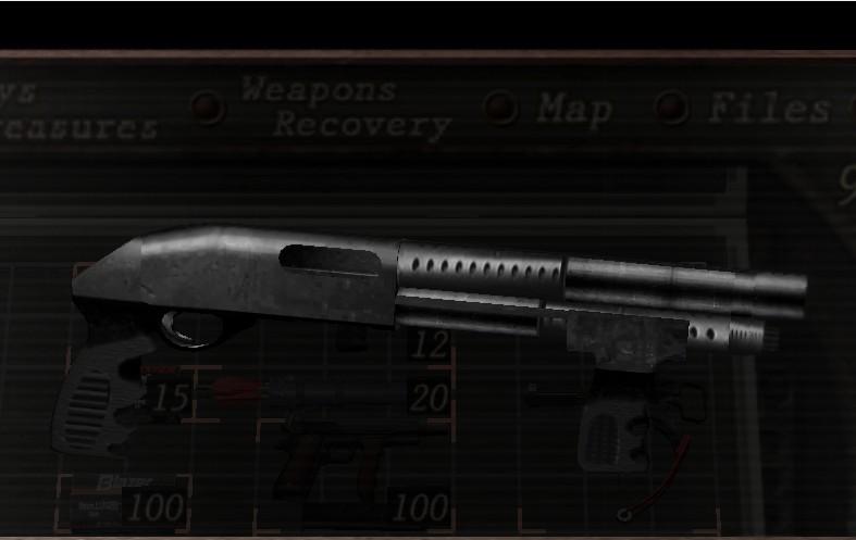 Pack de armas clásicas (Old-style-weapons-pack) 2010