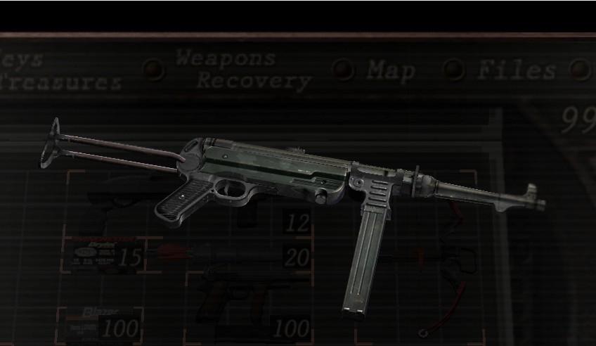 Pack de armas clásicas (Old-style-weapons-pack) 2110