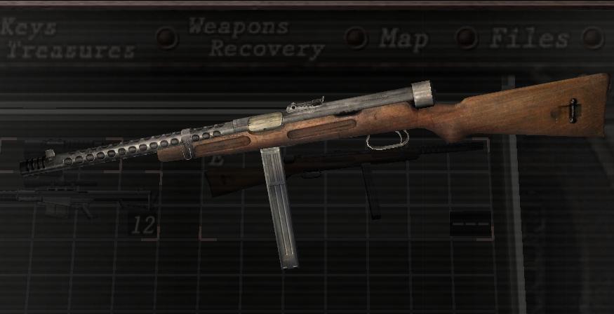 Beretta Model 38 - por la Chicago de Ada Examin12