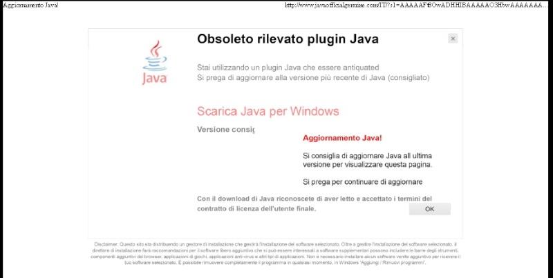 Aggiornamento java: errore malware Nuova_12