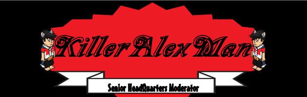 KillerAlexMan's Promotion Log Killer12