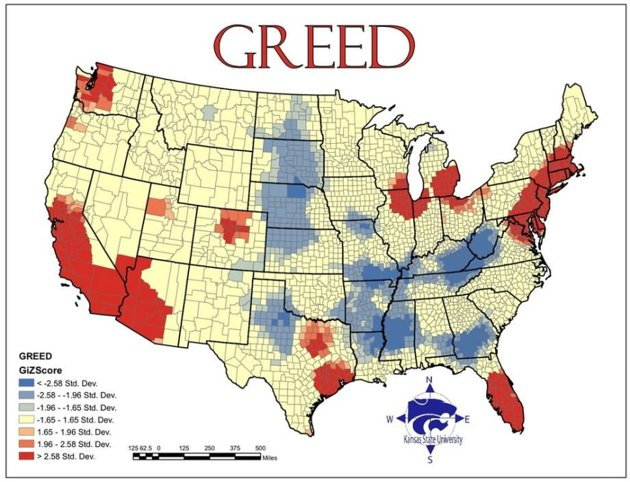 Choosing A Good State To Live MAPS Greed10