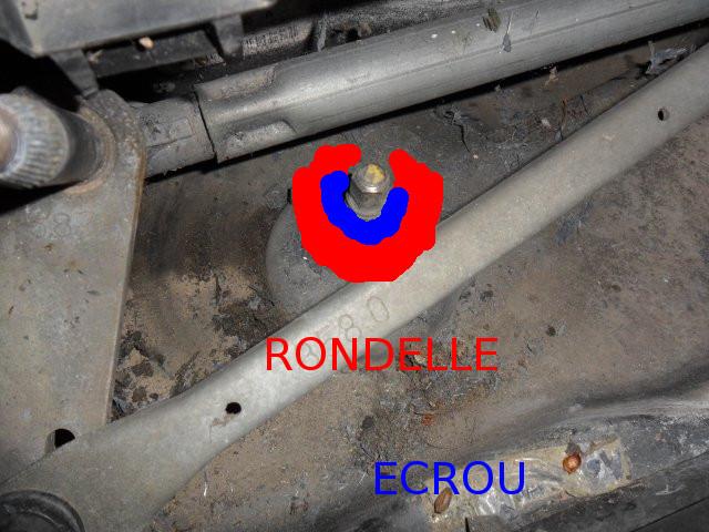 Problème coupelle camortisseur Rondel10