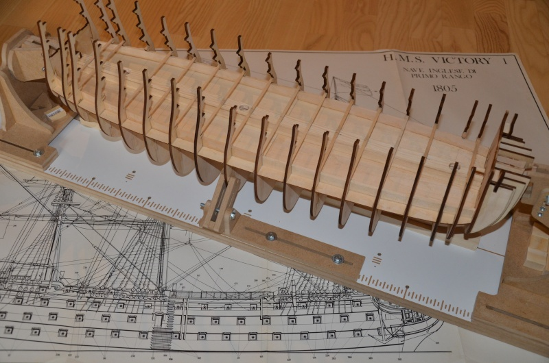 Franz's Baubericht HMS Victory Dsc_3113