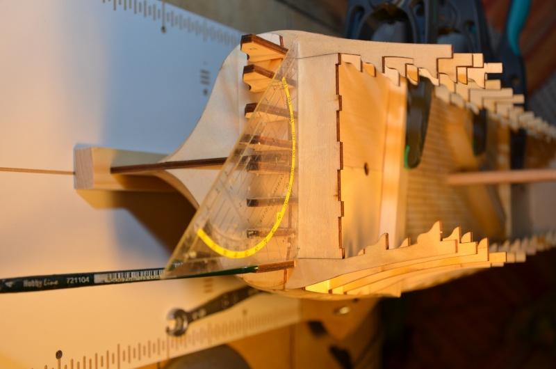 Franz's Baubericht HMS Victory Dsc_3121