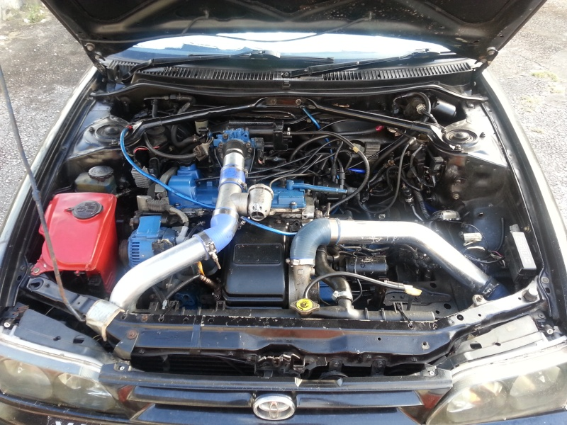 AE101 3SGTE Engine10