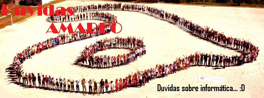 Duvidas Amadeo
