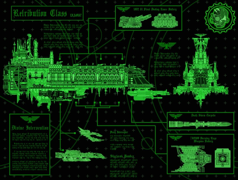 Fun ship facts of the 41st Millenium 89368_10