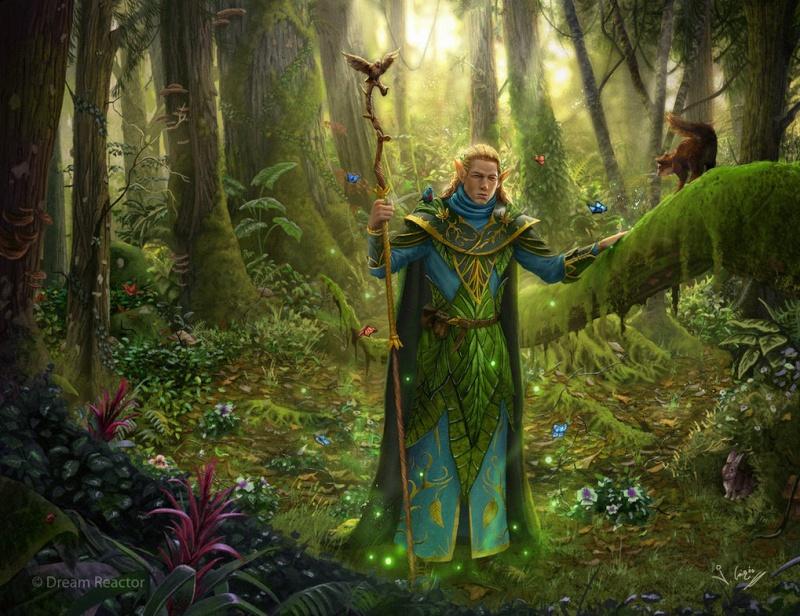 GARDENER OF ERETHOR Elf_dr10