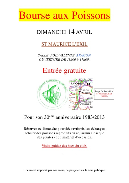 Bourse St Maurice l'Exil (38) Image46