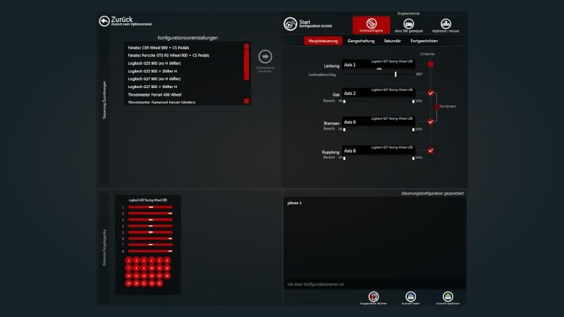 Force Feedback settings 2014-018