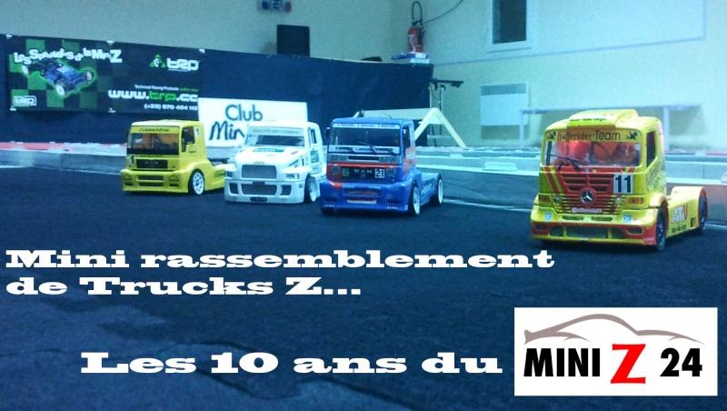 Course amicale du Mini Z 24 à Boulazac les 15 et 16 Mars 2014 - Page 3 Trucks11