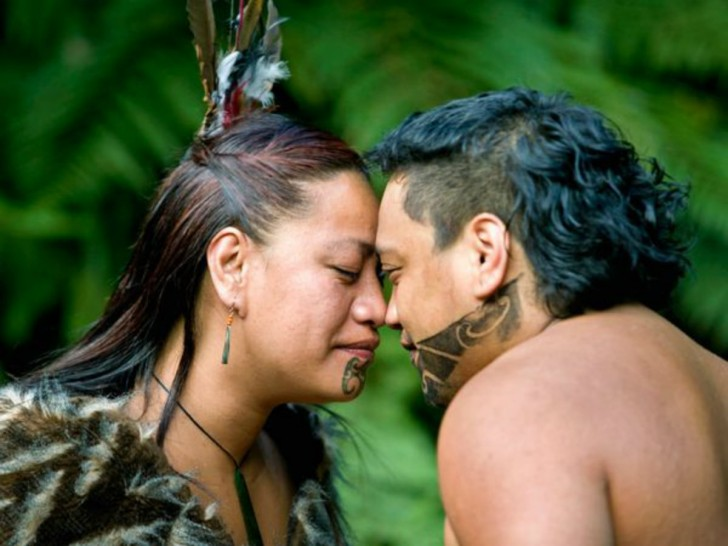 See Top 10 Countries in the world that is having the least Sex Maori-10
