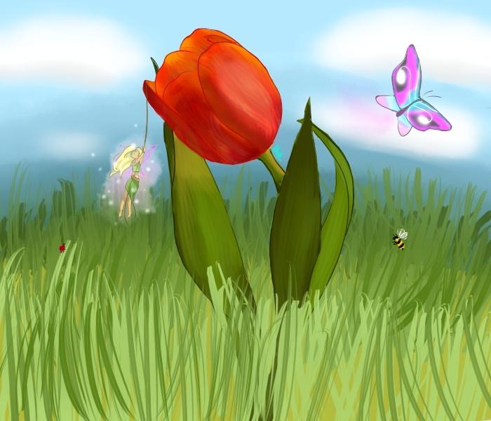 Event Dessin ! Tulipe11
