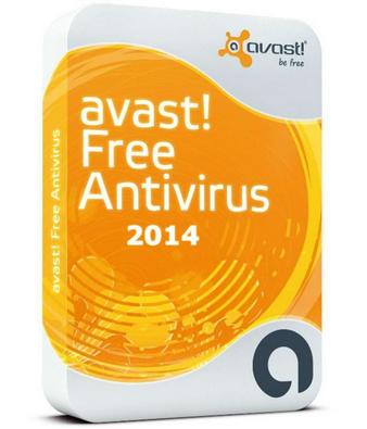 Avast Free Antivirus 2014 'Direct' Mk10