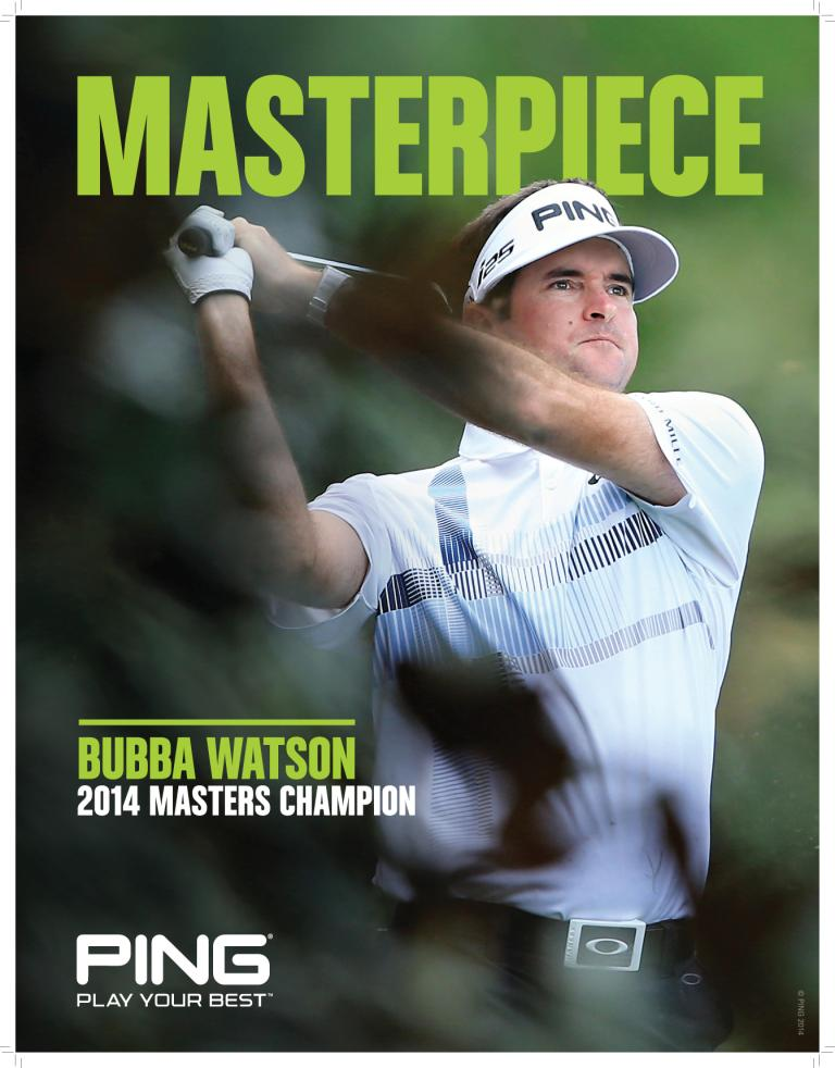 The most exciting Leftie on the PGA now! Ping_b15