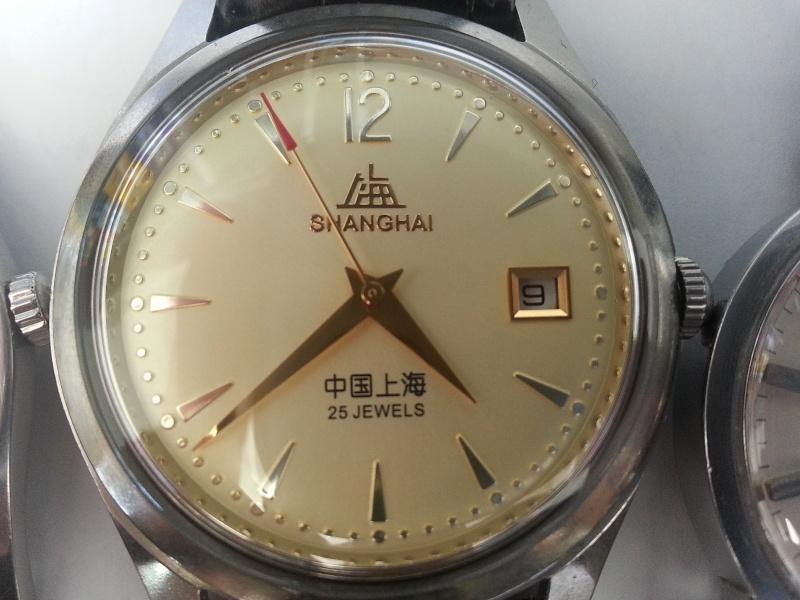 "Vraies ""chinoises"" (Sea-Gull, Beijing, Shangai...) vos avis et retours. 20130711"