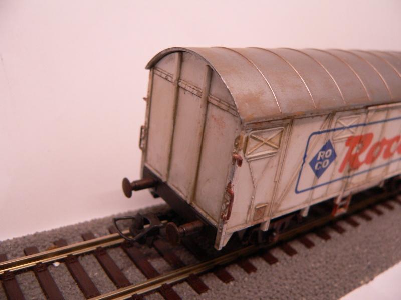 H0 Roco Güterwagen P1100418