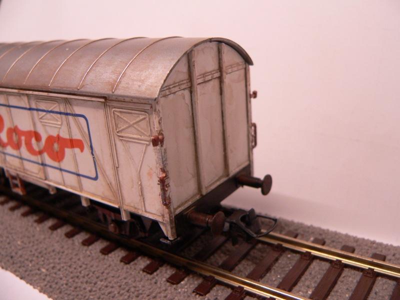 H0 Roco Güterwagen P1100419