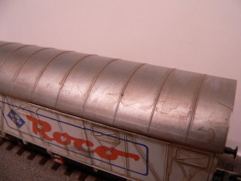 H0 Roco Güterwagen P1100421