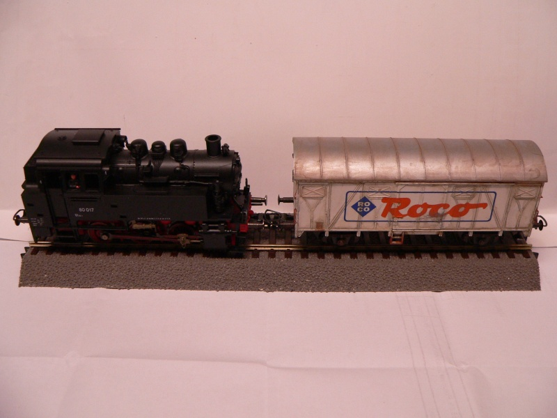 H0 Roco Güterwagen P1100423