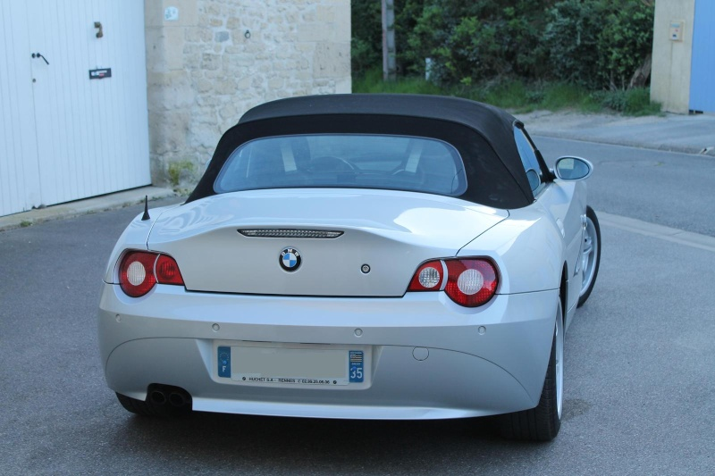 bmw Z4 2,2l 170ch 6 cylindres Img_2810