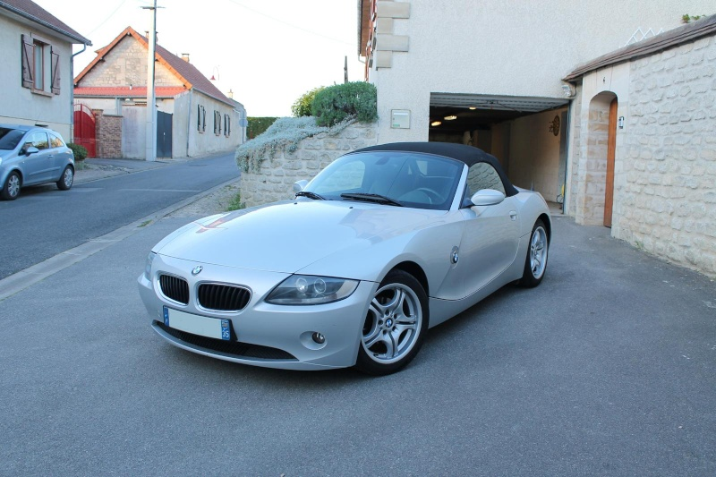 bmw Z4 2,2l 170ch 6 cylindres Img_2812
