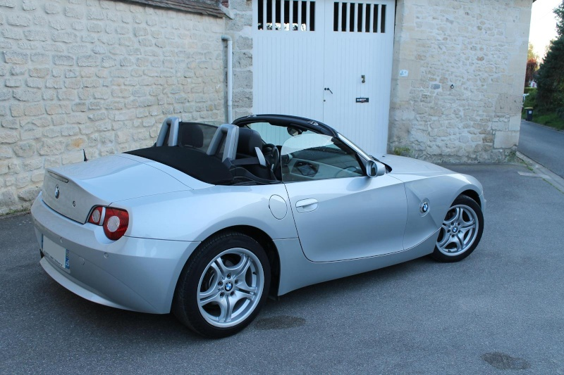 bmw Z4 2,2l 170ch 6 cylindres Img_2813