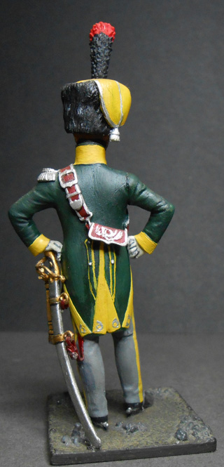 Grenadier 15e régiment Infanterie de la ligne Espagne 1807 MM 54m (modifications)  - Page 4 Photo224