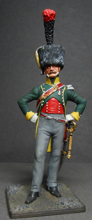 Grenadier 15e régiment Infanterie de la ligne Espagne 1807 MM 54m (modifications)  - Page 4 Photo226