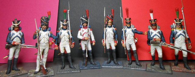 Grenadier 15e régiment Infanterie de la ligne Espagne 1807 MM 54m (modifications)  - Page 5 Photo249
