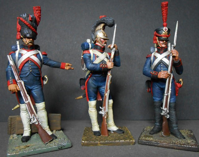 Grenadier 15e régiment Infanterie de la ligne Espagne 1807 MM 54m (modifications)  - Page 5 Photo252