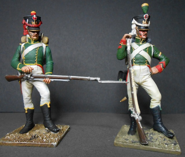 Grenadier 15e régiment Infanterie de la ligne Espagne 1807 MM 54m (modifications)  - Page 5 Photo255