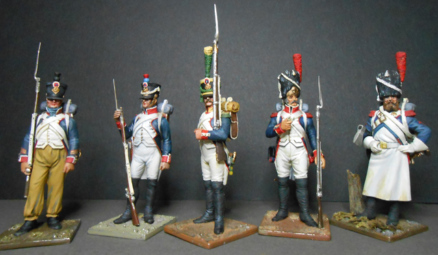 Grenadier 15e régiment Infanterie de la ligne Espagne 1807 MM 54m (modifications)  - Page 5 Photo258