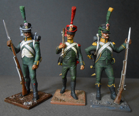 Grenadier 15e régiment Infanterie de la ligne Espagne 1807 MM 54m (modifications)  - Page 5 Photo426