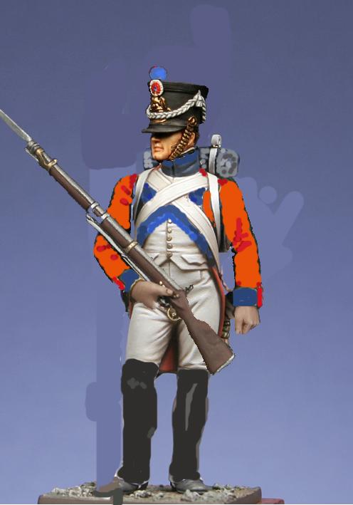 Grenadier 15e régiment Infanterie de la ligne Espagne 1807 MM 54m (modifications)  - Page 6 Suisse10