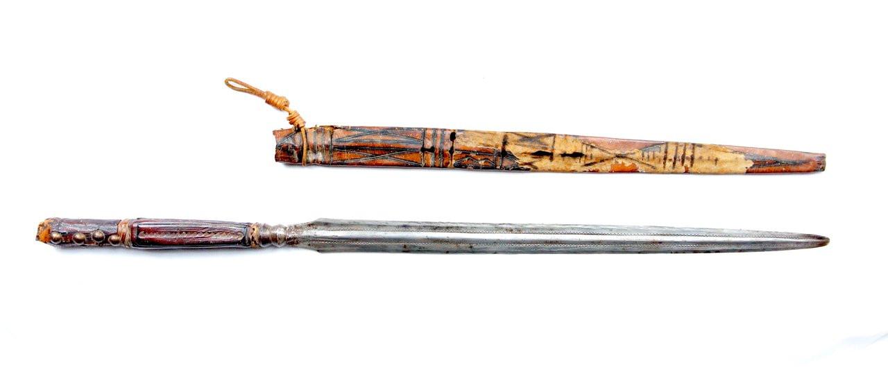Collection épée Sahel / Maghreb Dsc04310