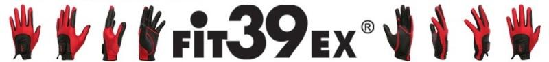 FIT39 Golf Gloves Logo10