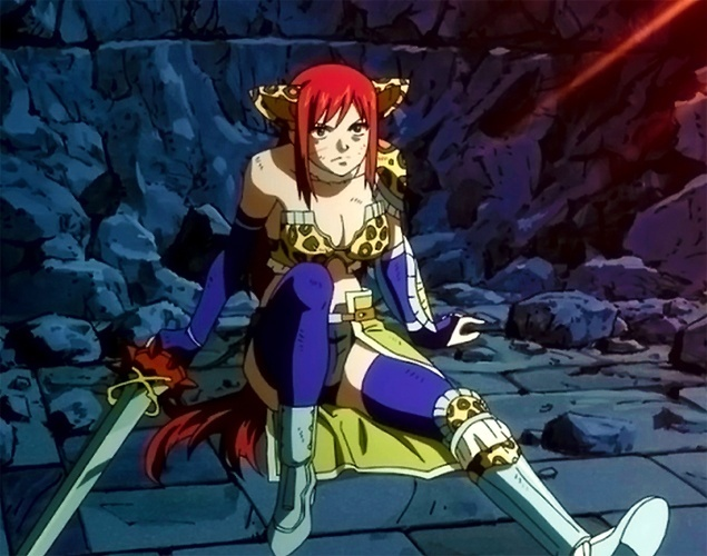 [Presentation] Erza Scarlett Flight10