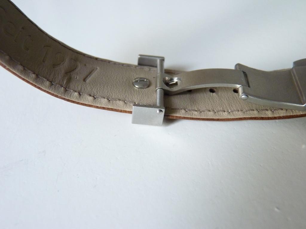 Démontage remontage boucle déployante P1120510