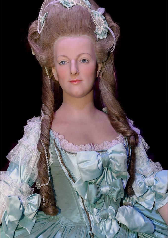 Marie-Antoinette au musée Grévin de Montréal 13859610