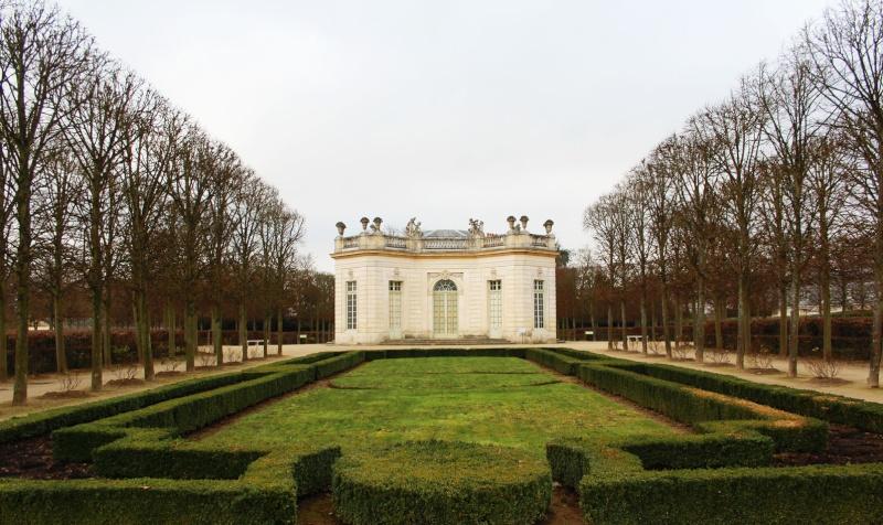 Le Pavillon français du domaine du Petit Trianon 1bis13
