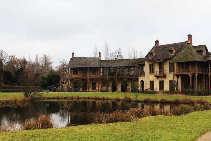 Nos photos du Hameau du Petit Trianon 7bis11