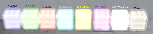 Making bigger/smaller furniture in Aion in your house. Make your furniture glow Glow10