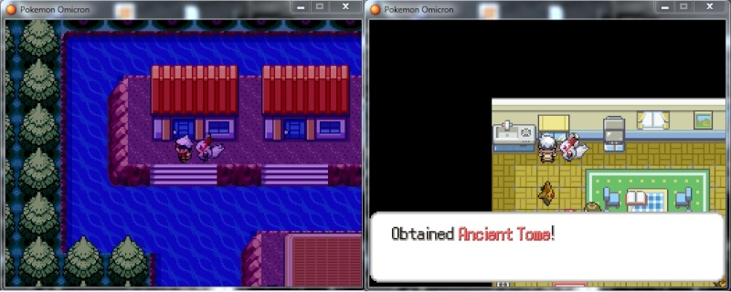 Locations of the Ancient Tome books in Pokemon Zeta/Omicron. (Picture Guide) Book13