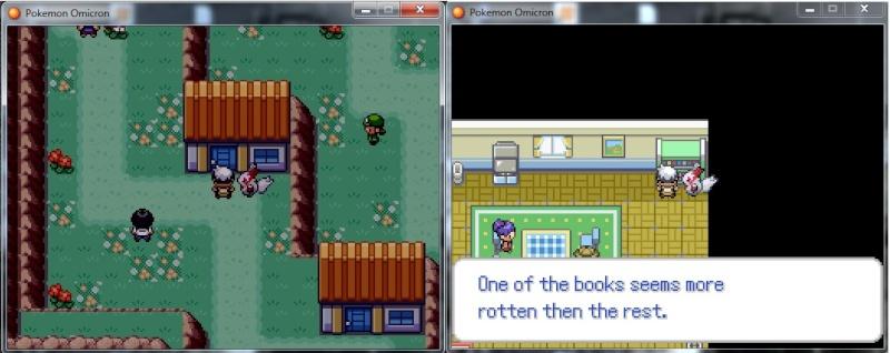 Locations of the Ancient Tome books in Pokemon Zeta/Omicron. (Picture Guide) Books110