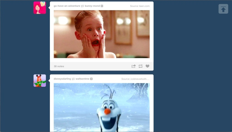 Les parodies du film Tumblr33