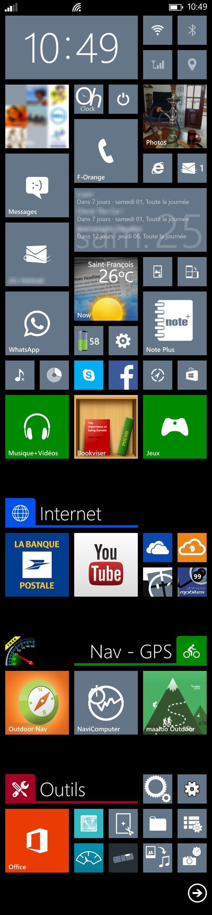 [DISCUSSION] Et vous comment avez vous personnalisez votre Windows Phone - Page 3 Screen12